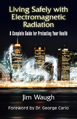 Living Safely with Electromagnetic Radiation Cover